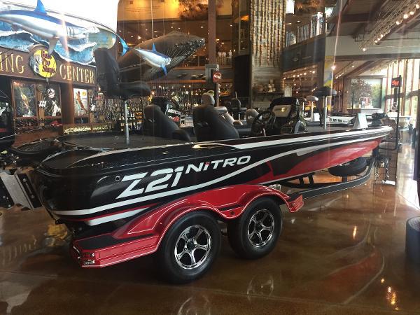 Nitro Z21 Z-Pro High Performance