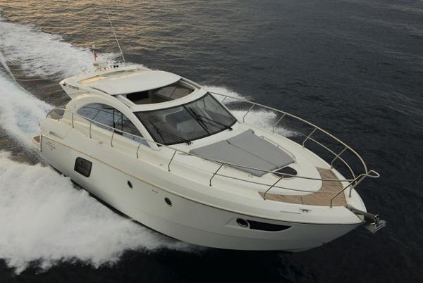 Beneteau America Gran Turismo 49 Cruising! Builder Photo