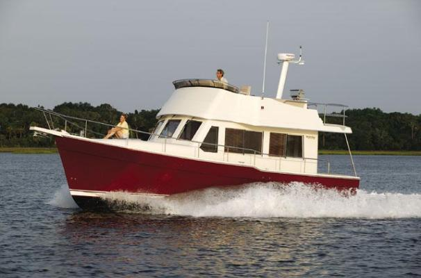Mainship 34 Trawler Manufacturer Provided Image