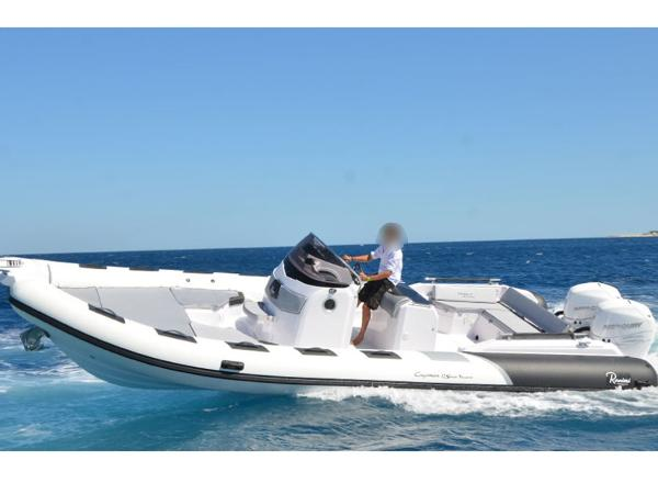 Ranieri CAYMAN 31 SPORT TOURING Abayachting Ranieri Cayman 31 Sport 1