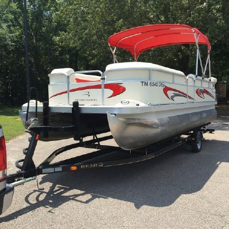 Used Pontoon Boats For Sale In Tennessee Boats Com