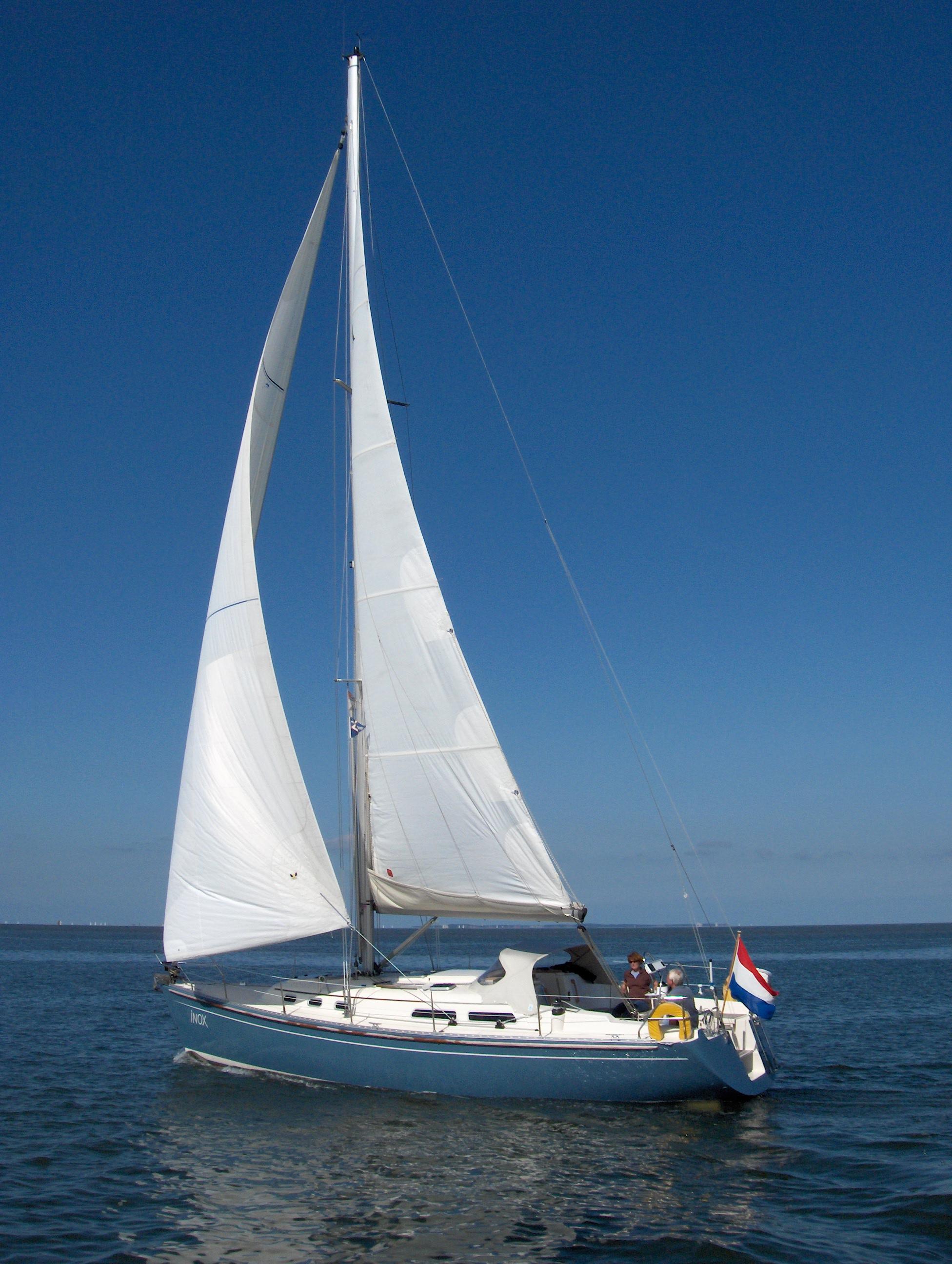 Hanse Yachts 371 kielschwert 1.10/2.10