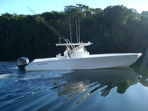 seahunter 40
