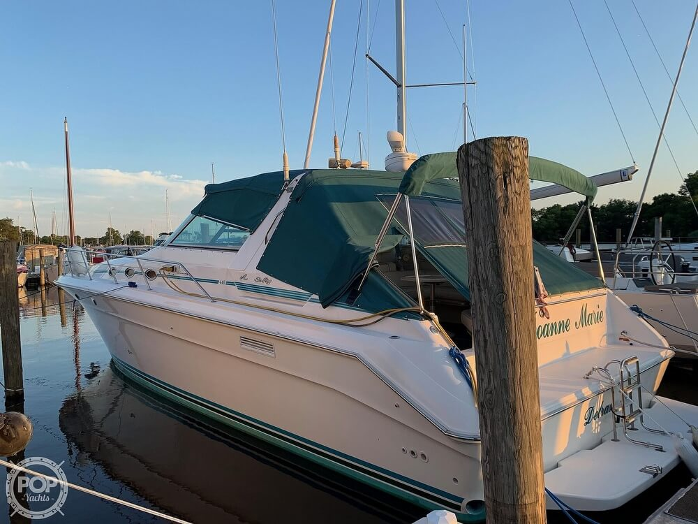 Sea Ray 440 Sundancer 2010 Iveco 370 TURBO Diesels 1994 Sea Ray 440 Sundancer for sale in Riverside, NJ