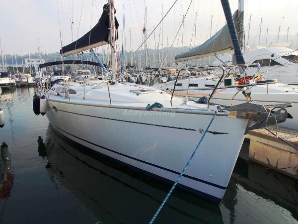 Jeanneau Sun Odyssey 43 Abayachting Jeanneau Sun Odyssey 43 1