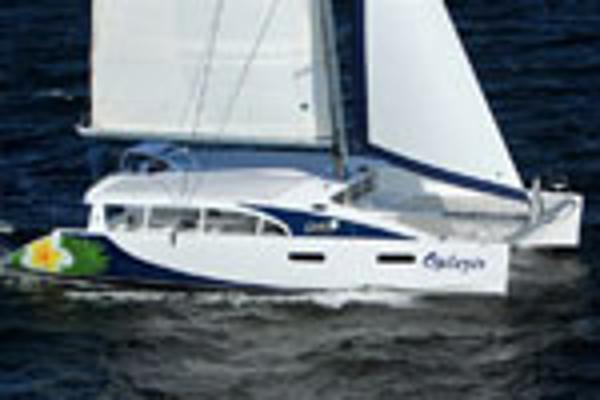 Matrix Yachts Mirage 760 - Sailing 2