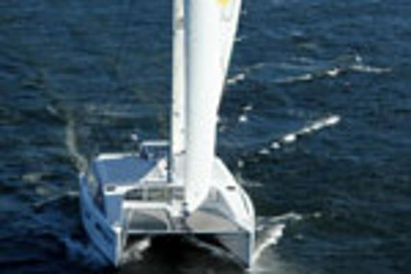 Matrix Yachts Mirage 760 - Sailing 3