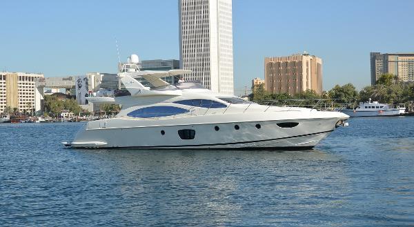 Azimut 68 EVO Motor Yacht