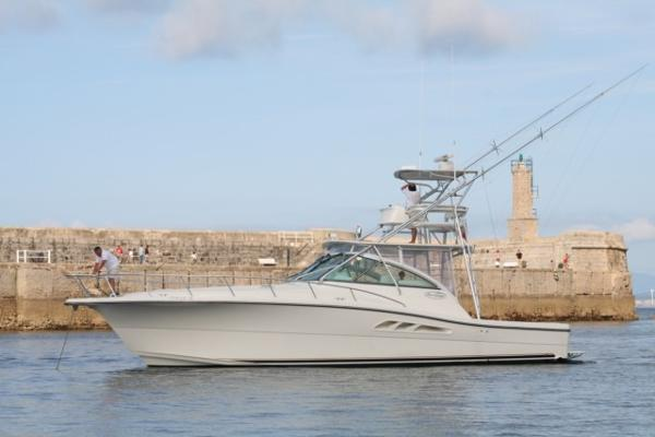Ab Yachts Rampage 41