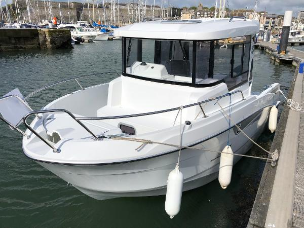 Beneteau Barracuda 6 STOCK PHOTO - Options fitted may vary from picture