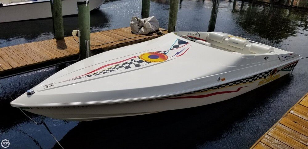 Wellcraft Scarab 22 1995 Wellcraft Scarab 22 for sale in Palm Beach Gardens, FL