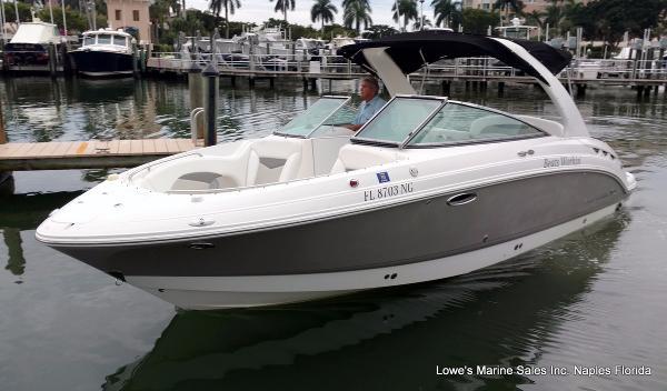 Chaparral 276 SSX Bowrider Sportboat