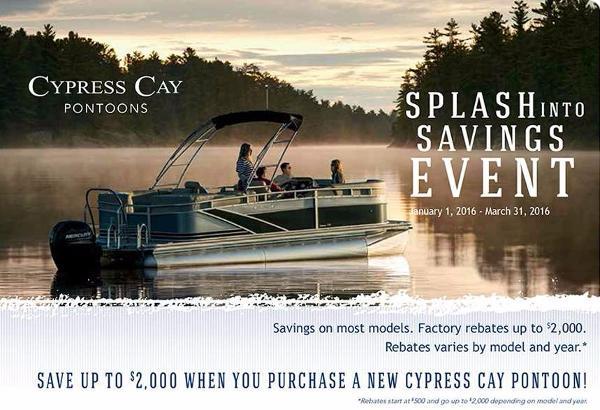Cypress Cay Cabana 240