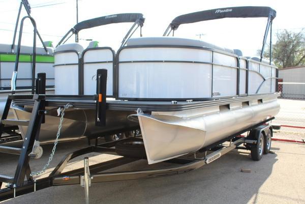 """Manitou Aurora LE 22 RF Twin Tube 25"""""""