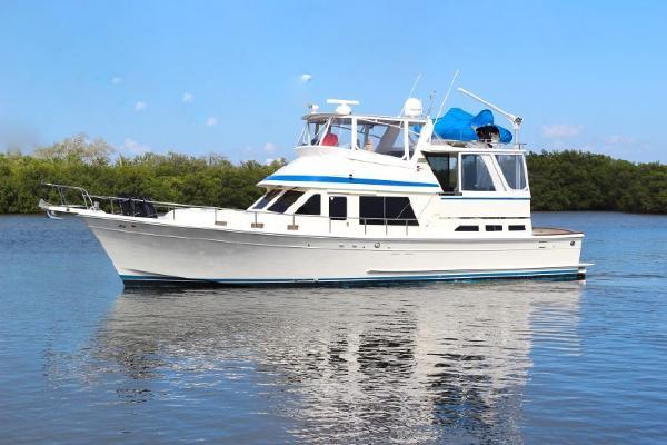 Offshore 48 Yachtfisher Offshore 48 Yachtfisher