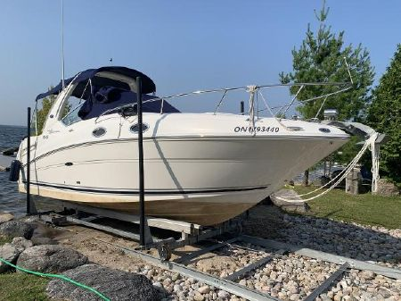Sea Ray 260 Sundancer Bateaux En Vente Boats Com