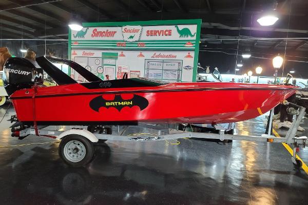 Custom St. Martin F15 Mini-Speed Boat