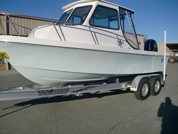C-hawk Boats 222 PILOT HOUSE