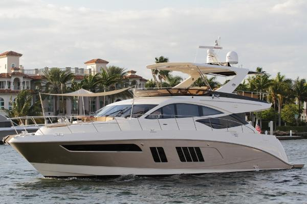 Sea Ray L650 Fly Dolce Vita Profile