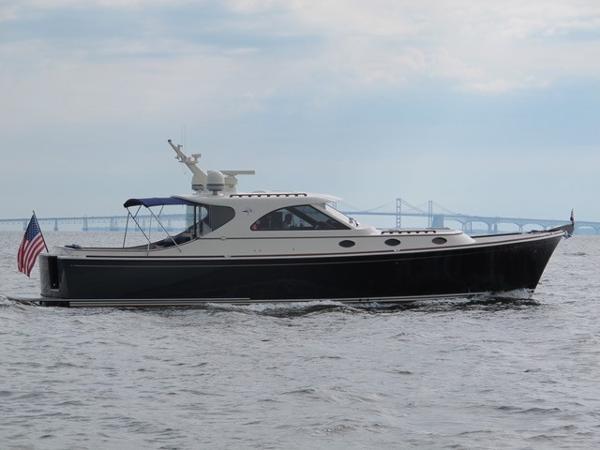 San Juan 48 Cruiser