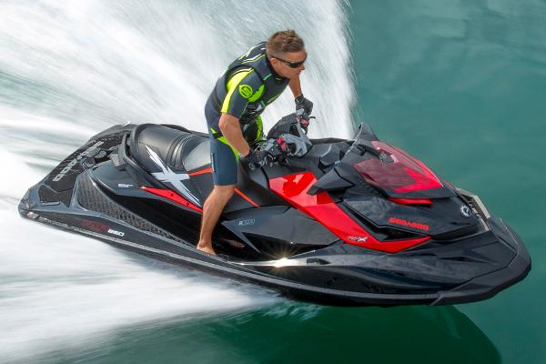 Sea-Doo RXP-X 260 Manufacturer Provided Image
