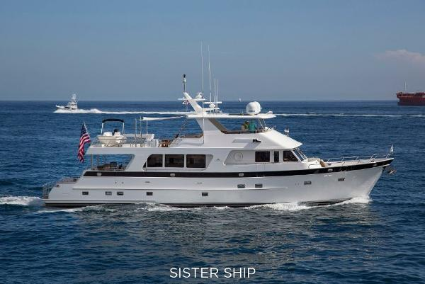 Outer Reef Yachts 820 CPMY
