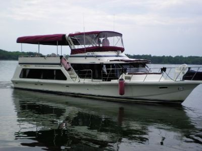 Bluewater 51 Coastal Cruiser Bow Profile