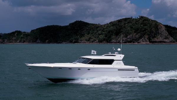 Warwick 50' Sports Cruiser