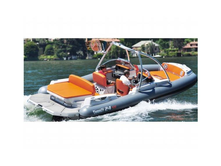 Marlin Boat Marlin Boat Marlin 24 SR