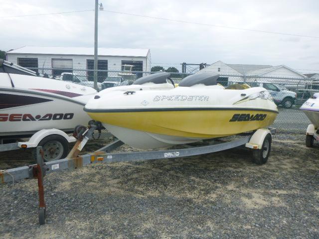 Sea-Doo Sport Boats 16 SPEEDSTER