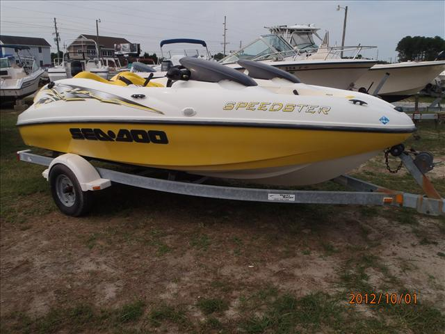 Sea-Doo 16 Speedster