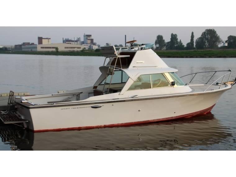 Riva Yacht Riva 25 Sport Fisherman
