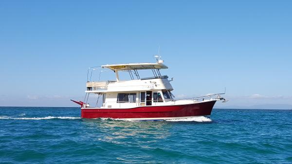 400 Cruising Trawler
