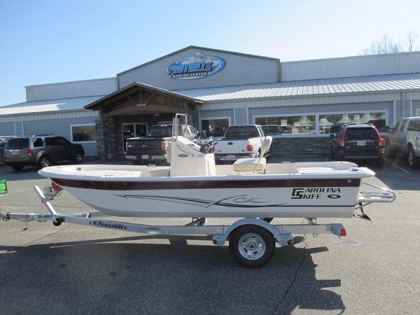 Carolina Skiff JVX Series 18CC