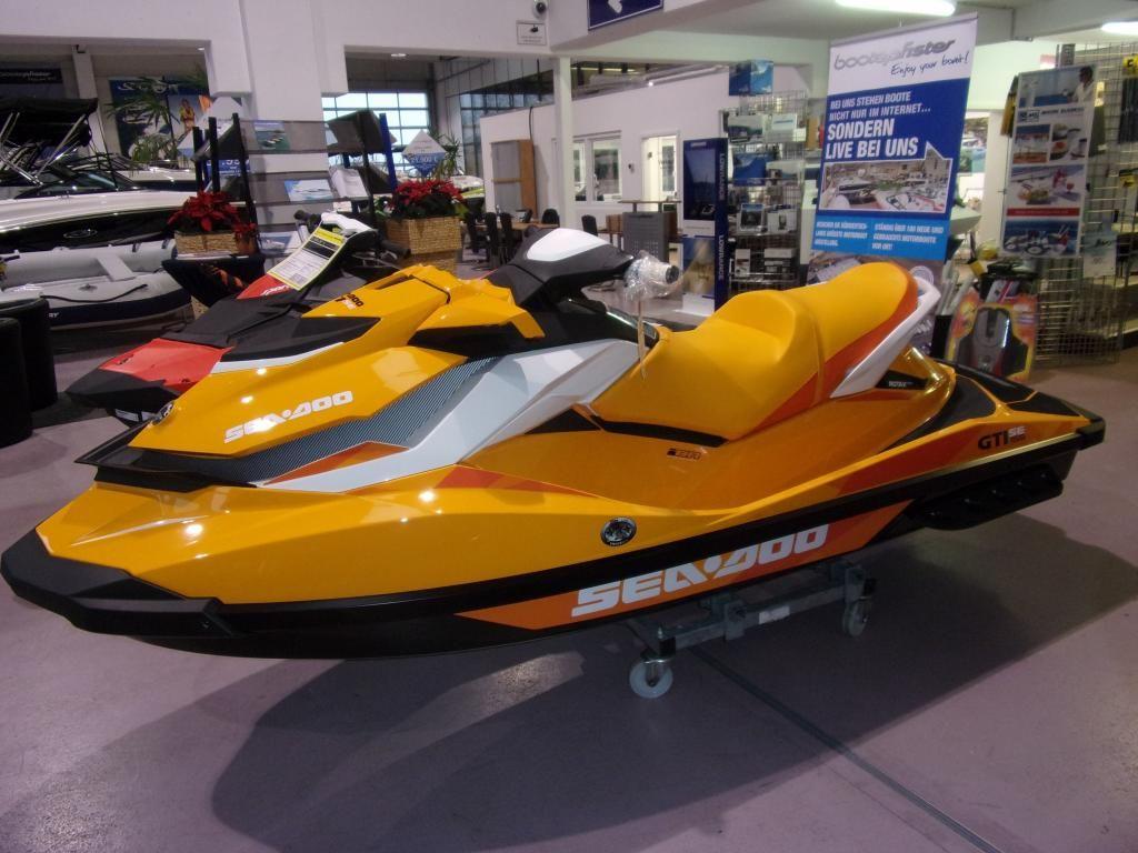 Sea-Doo GTI 155 SE  sofort lieferbar
