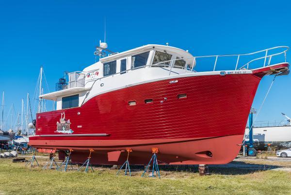 Magna Marine Nova Scotia 47 Pilot House