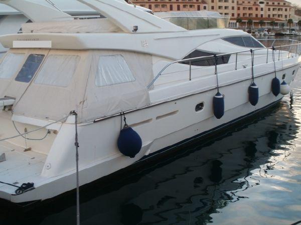 Ferretti Yachts 620 Ferretti 620