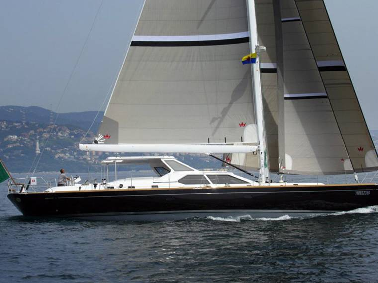 Solaris Yachts Solaris 72