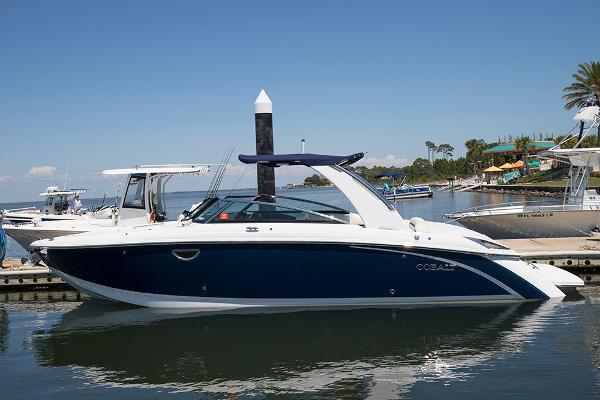 Cobalt R30 Port profile