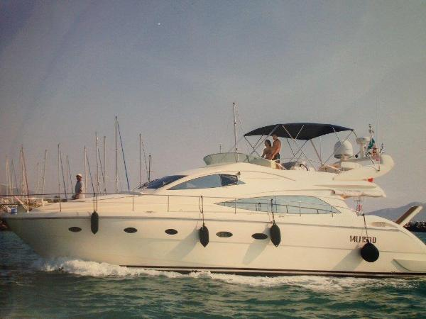 Aicon Yachts 56 Fly