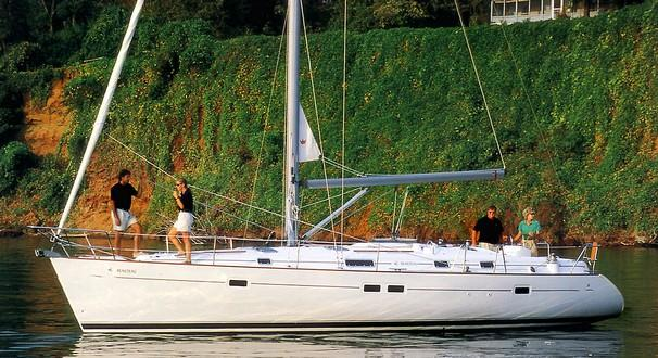 Beneteau America 411 Manufacturer Provided Image