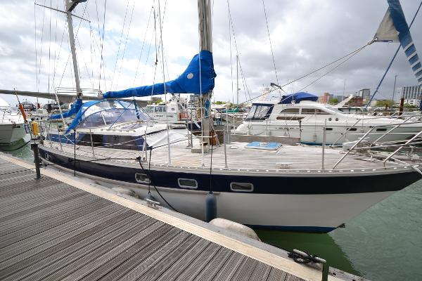 Van De Stadt 40 ocean going