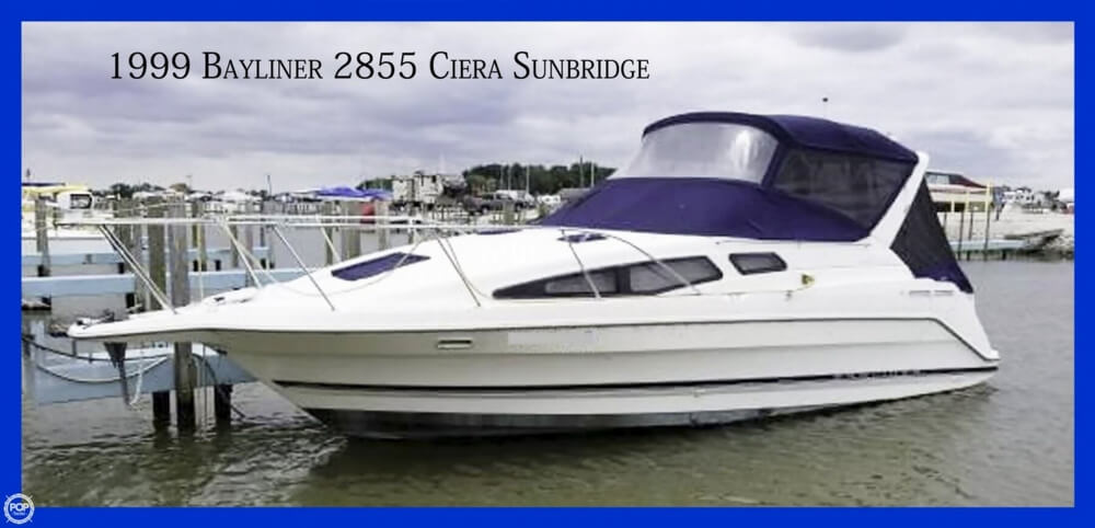 Bayliner 2855 Ciera Sunbridge 1999 Bayliner 2855 Ciera Sunbridge for sale in Curtice, OH