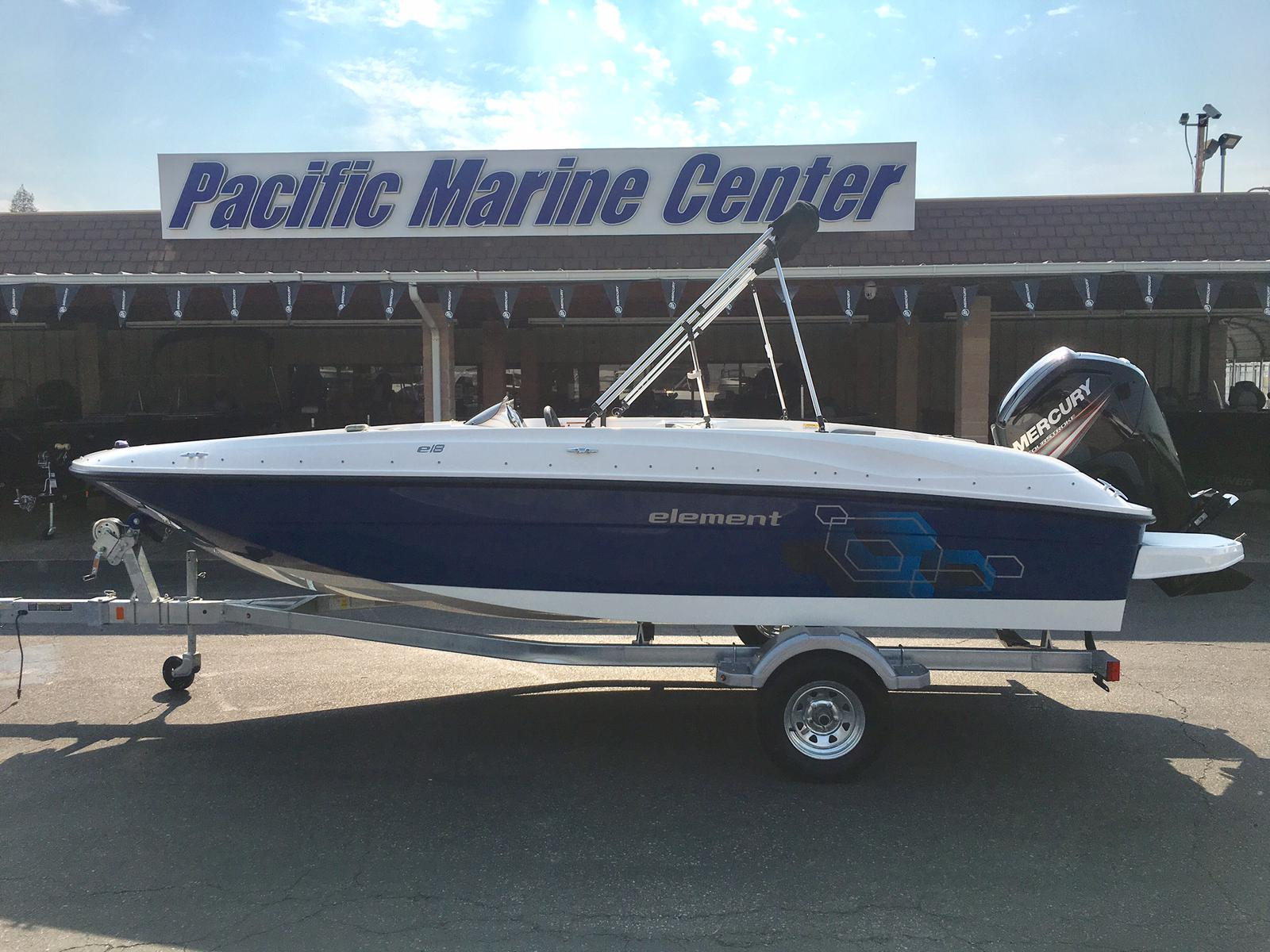 Bayliner Element 180 W/Mercury 115 hp