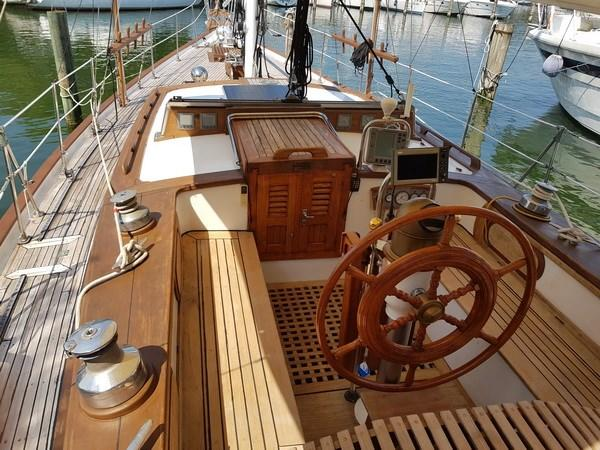 Custom Formosa Boatbuilding Co.Ltd Formosa 47 20180725_110636