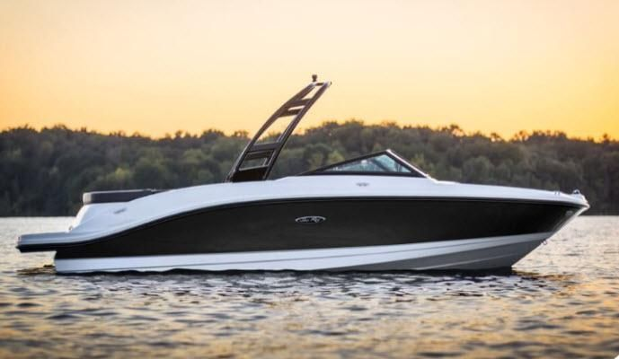Sea Ray 190 SPXE  WBT auf Lager