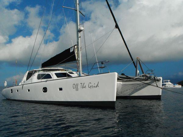 Voyage Yachts Voyage 600