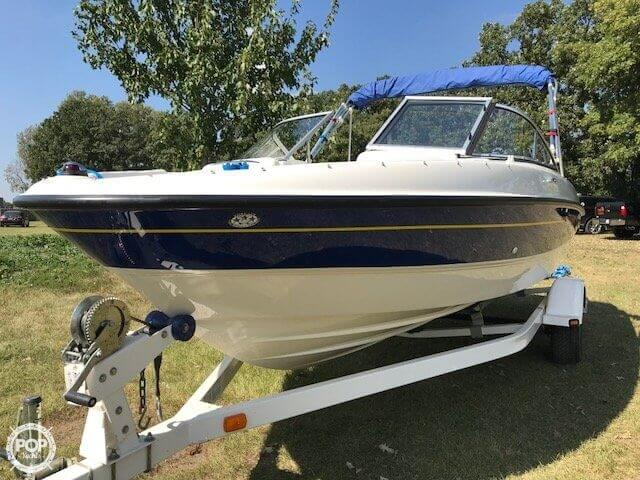 Bayliner 185 Bowrider 2007 Bayliner 185 BR for sale in Crystal Lake, IL