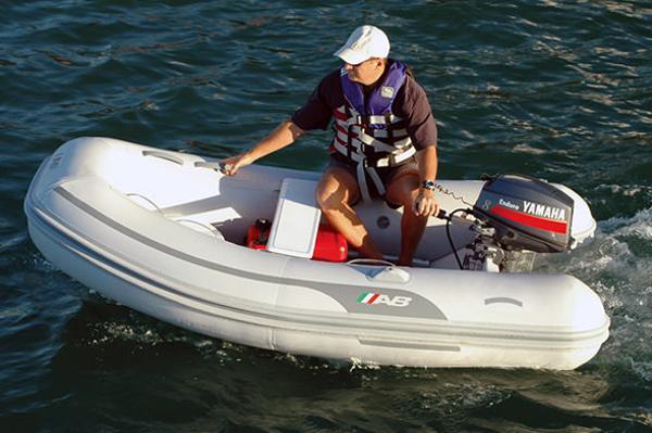 AB Inflatables Navigo 8 VS Manufacturer Provided Image