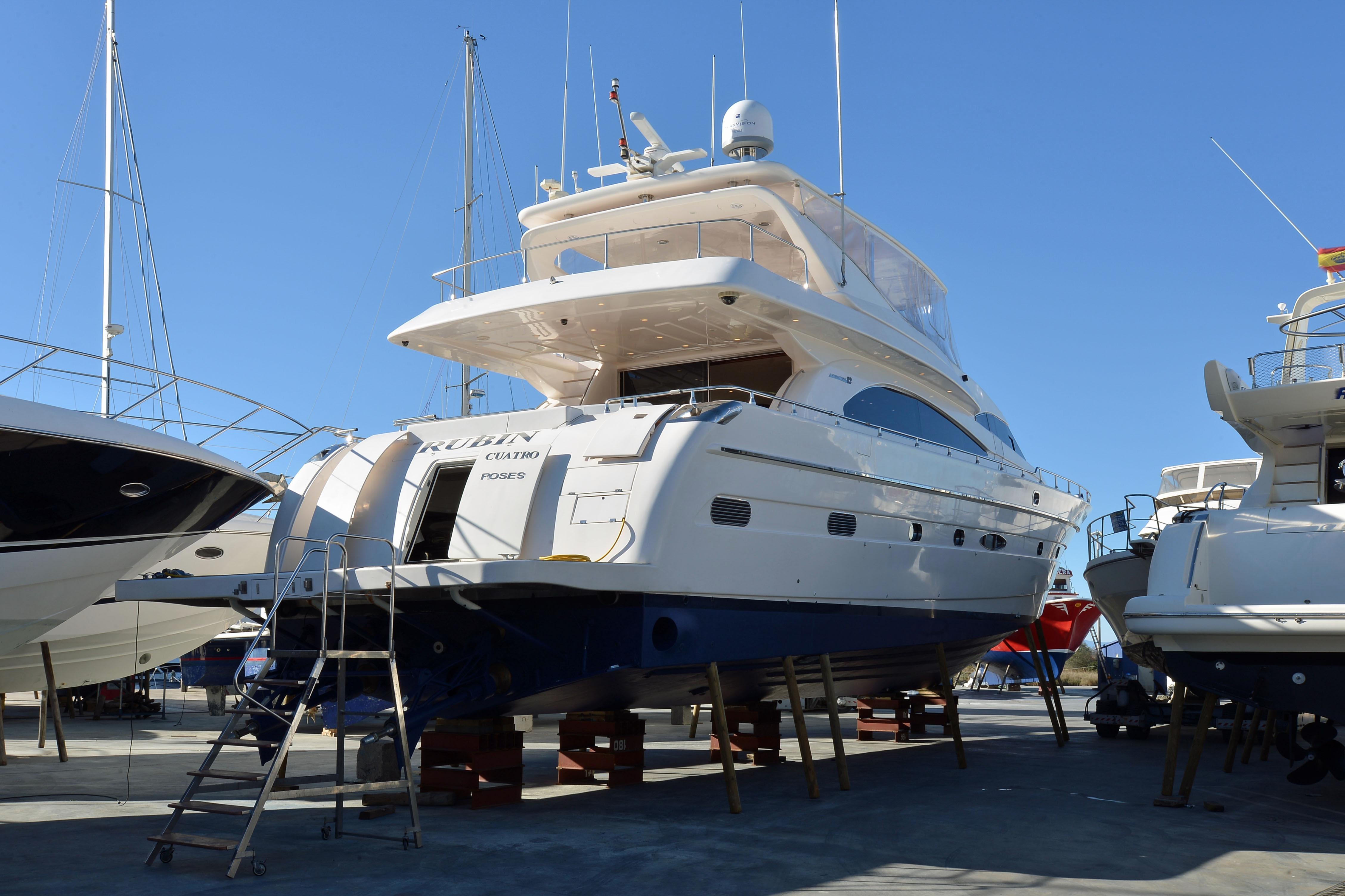 Astondoa 82 - seakeepers